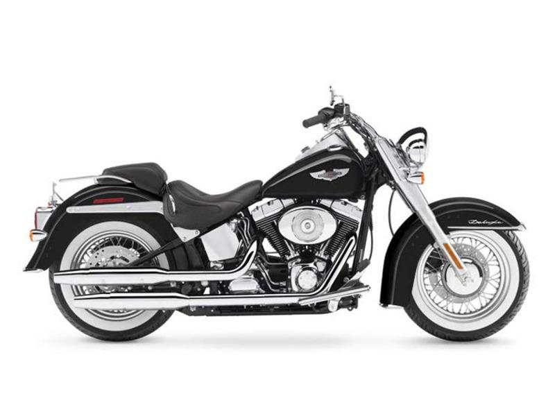 2006 Harley-Davidson FLSTN - Softail Deluxe