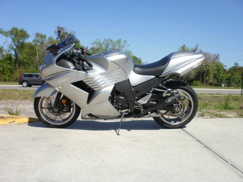 2008 kawasaki ninja zx 14 motorcycles for sale in orlando florida. Black Bedroom Furniture Sets. Home Design Ideas