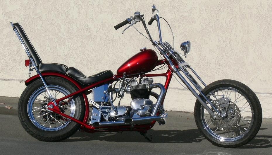1967 Triumph Custom Triumph