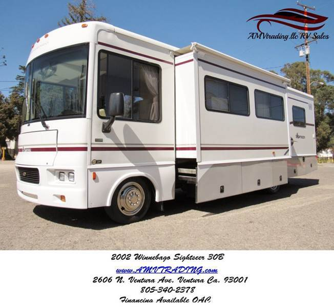 2002 Winnebago SIGHTSEER 30 B