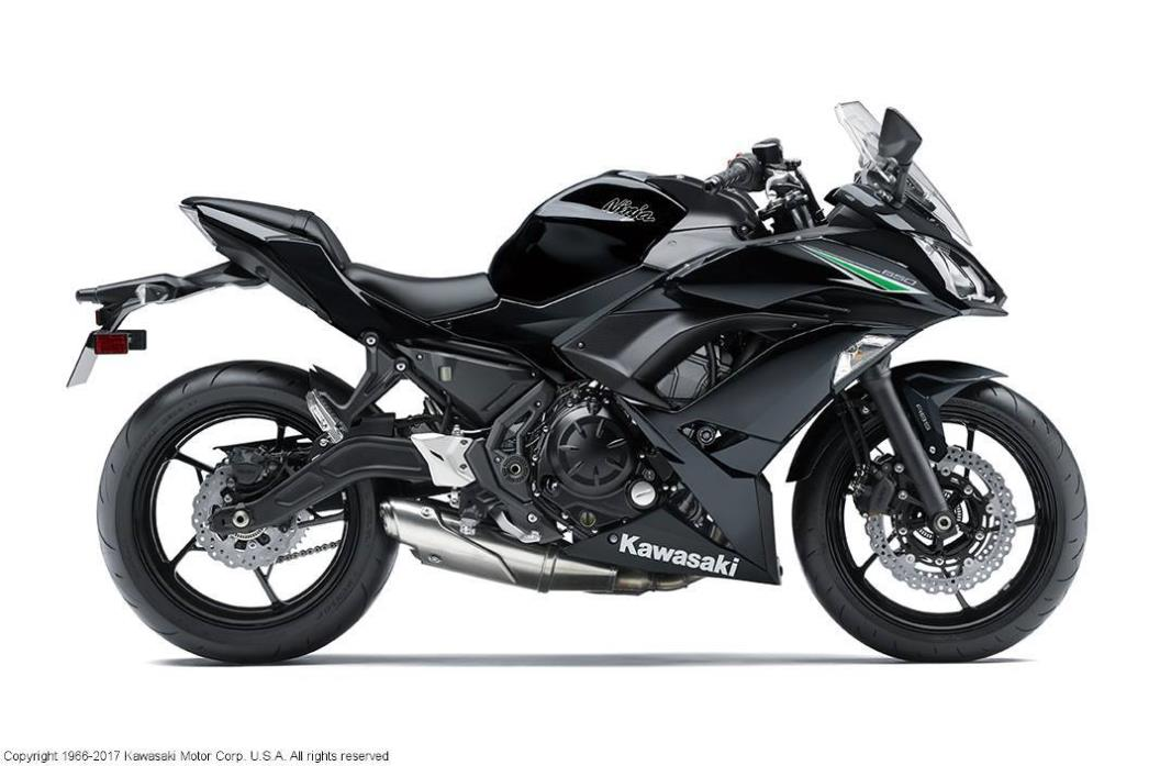 2017 Kawasaki EX650KHFL
