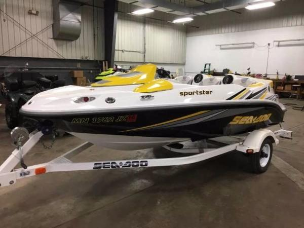 2005 Sea Doo Sportster