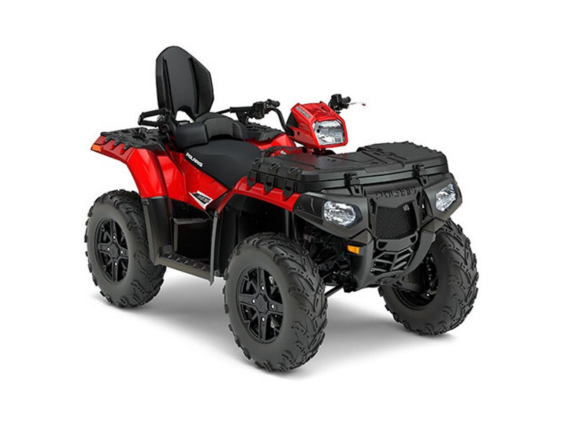 2017 Polaris Sportsman Touring 850 SP Sunset Red