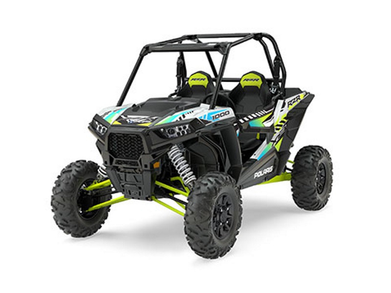 2017 Polaris RZR XP 1000 EPS White Lightning