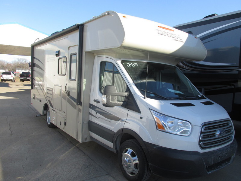2017 Coachmen Orion T21RS