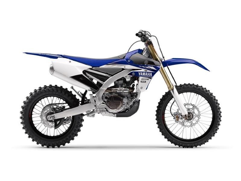 2017 Yamaha YZ450FX