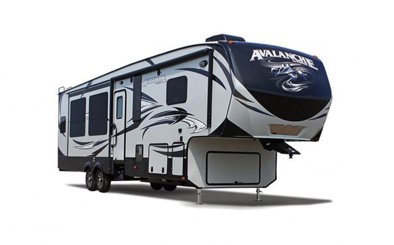 2016 Keystone Avalanche 300RE