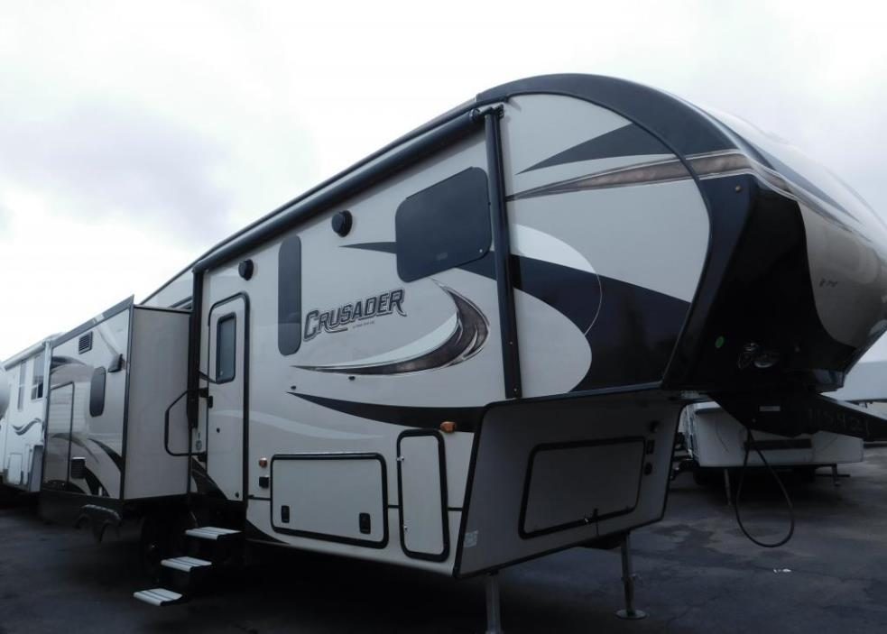 2017 Prime Time Crusader 297RSK