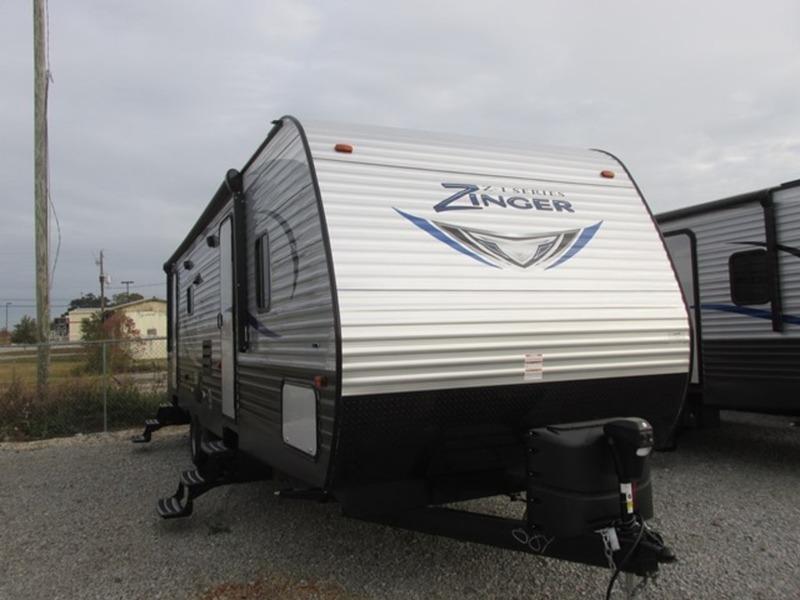 2017 Crossroads Rv Zinger Z-1 ZR291RL