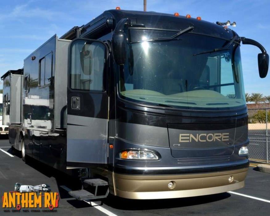 2007 Coachmen Sportscoach ENCORE 40QSM