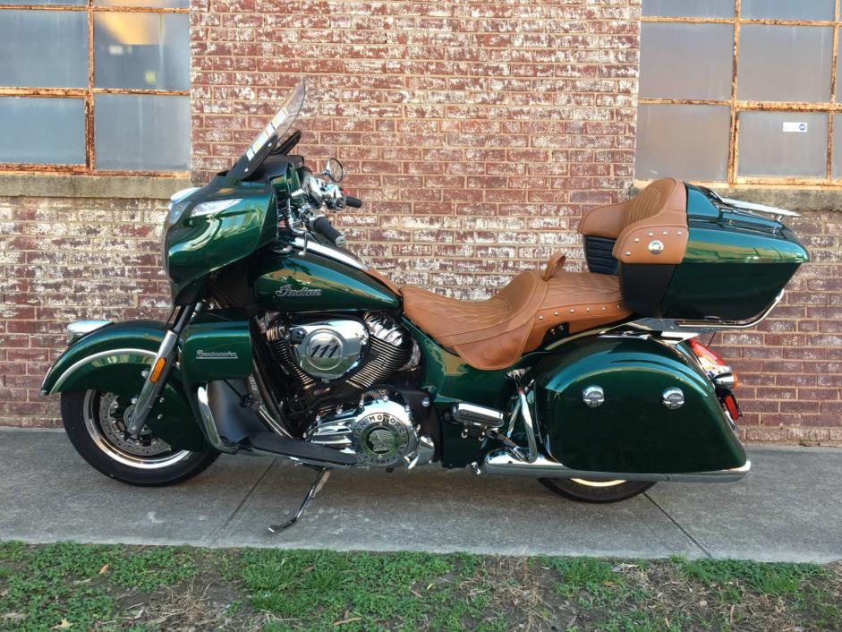 2017 Indian Road Master