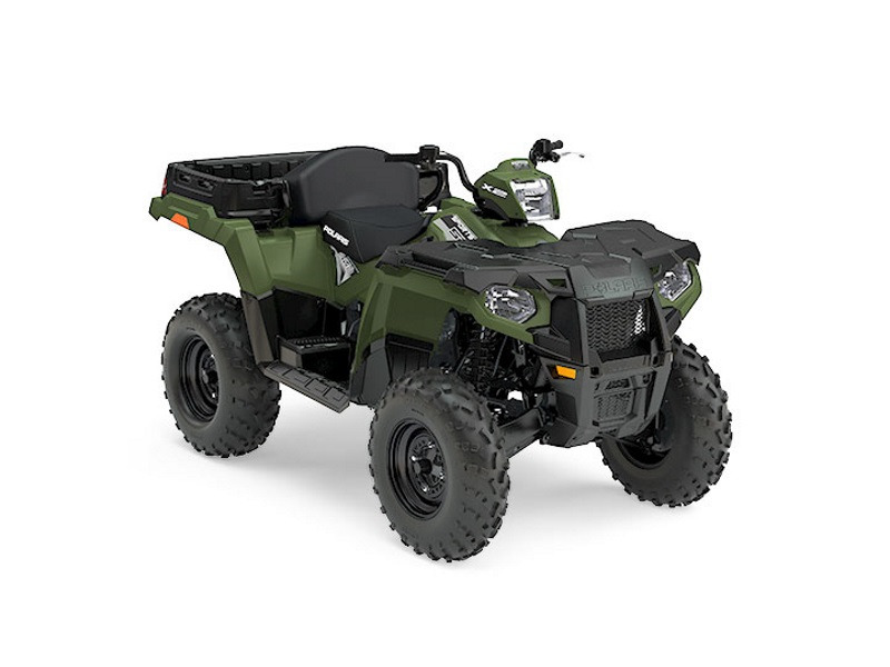 2017 Polaris Sportsman X2 570 EPS Sage Green