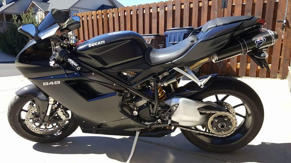 2010 Ducati DARK