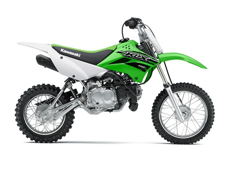 2015 Kawasaki KLX 110 L