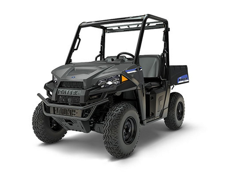 2017 Polaris RANGER EV Avalanche Gray