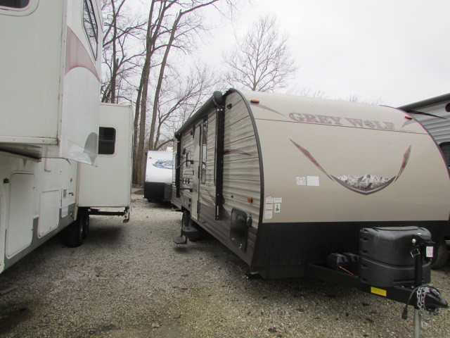 2016 Forest River Grey Wolf 22RR