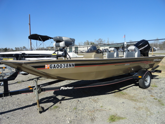 2006 Fisher 1700