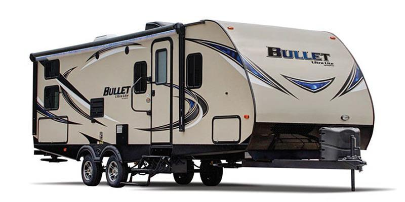 2016 Keystone Bullet 243BHS