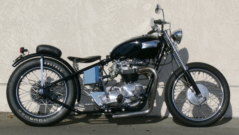 1965 Triumph 650 Motorcycles For Sale