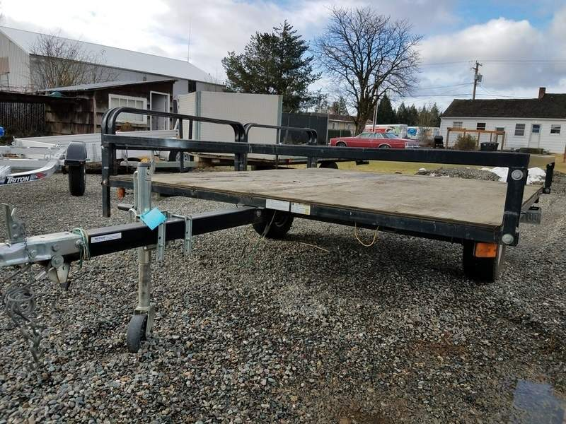 2007 Yacht Club Trailers 2 PL ATV
