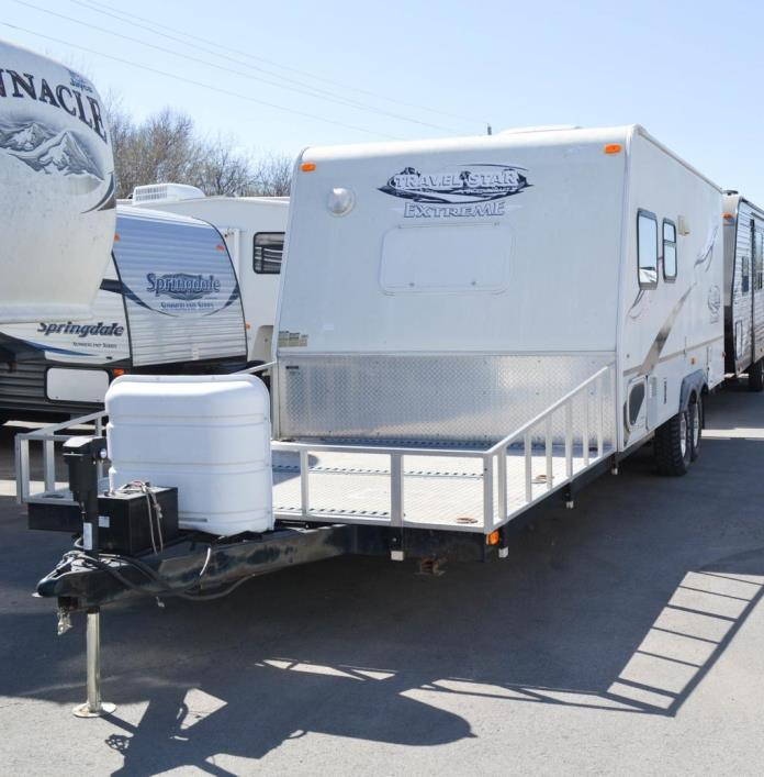 2008 Starcraft Travel Star Expandable 21 DSD
