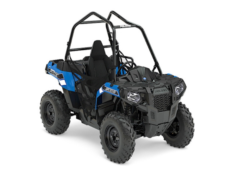 2017 Polaris ACE 570 Velocity Blue