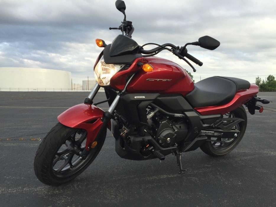 2014 Honda CTX 700N DCT ABS (CTX700ND)