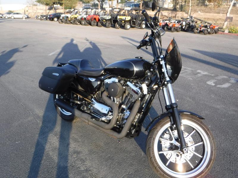 2015 Harley-Davidson SPORTSTER 1200 SUPERLOW