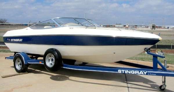 2002 Stingray 190 LXI