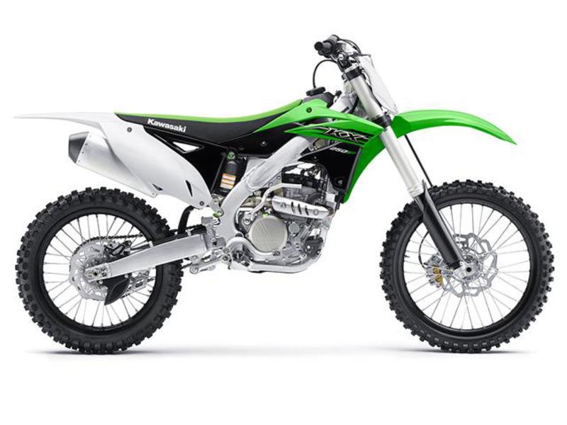 2015 Kawasaki KX 250F
