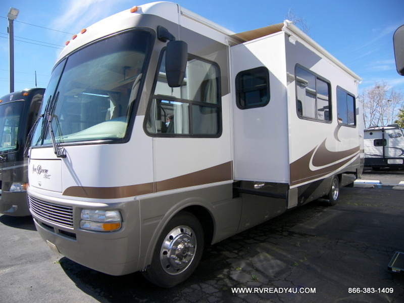 2007 National Rv SEA BREEZE 8341 LX SEA BREEZE LX 8341 CLASS A MOTOR HOM