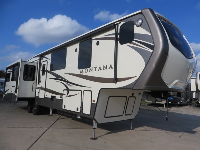 2017 Keystone Montana 3811ms