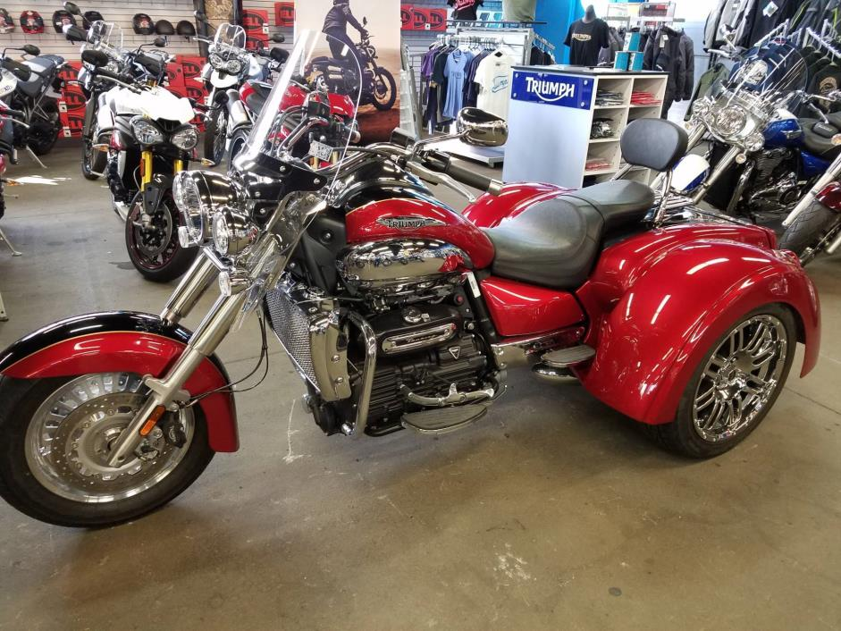 2015 Triumph Rocket III Touring ABS