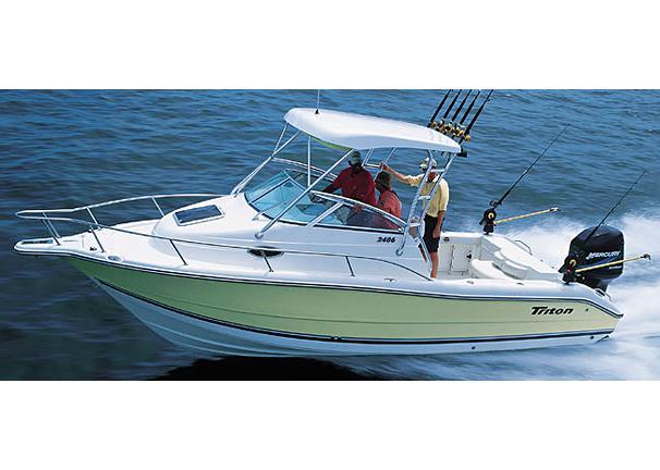 2006 Triton 2486 WA
