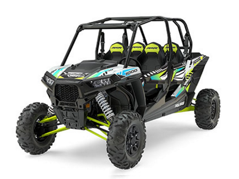 2017 Polaris RZR XP 4 1000 EPS White Lightning