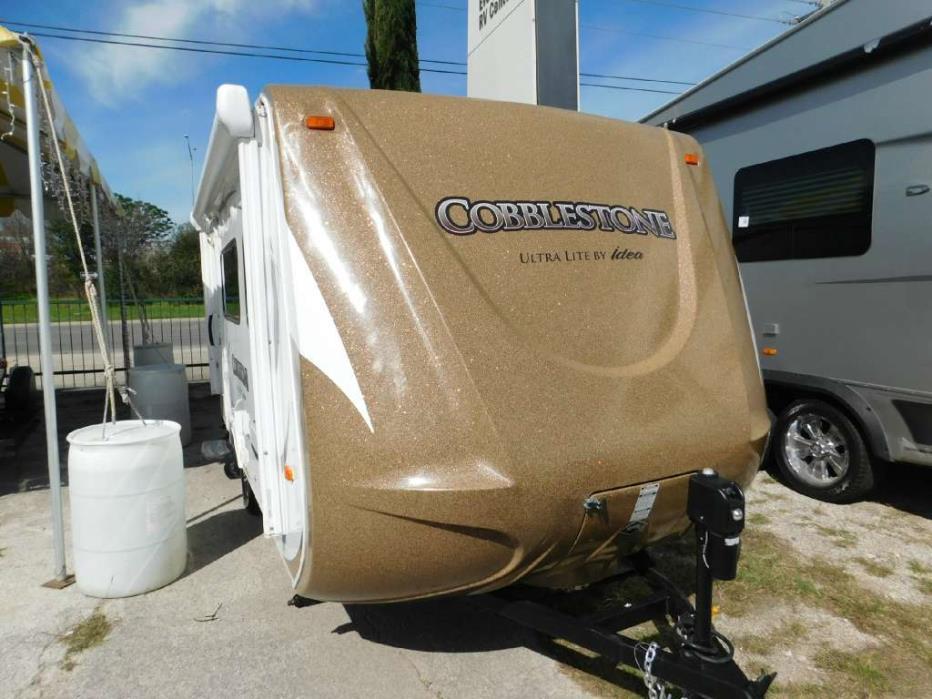 2015 Travel Lite Cobblestone i15Q
