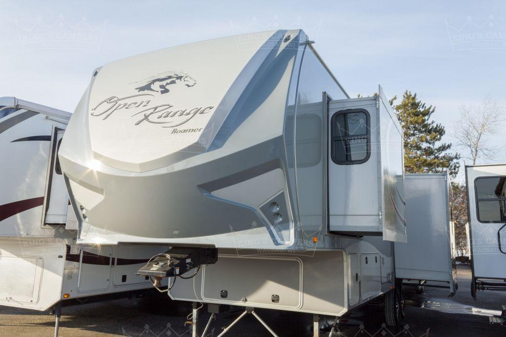 2015 Open Range Roamer 337RLS