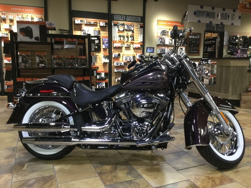harley softail deluxe motorcycles for sale in lexington kentucky. Black Bedroom Furniture Sets. Home Design Ideas
