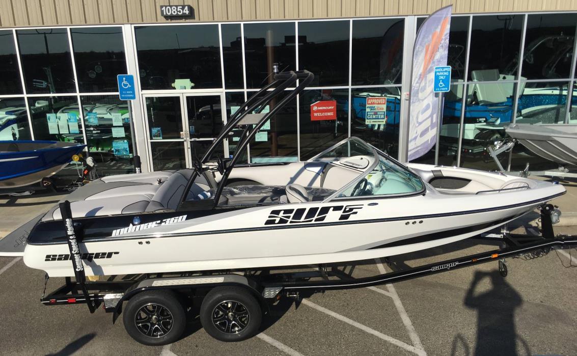 2017 Sanger Boats V215 Surf
