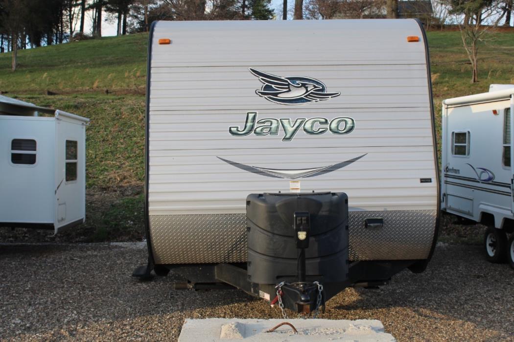 2015 Jayco 24 FBS Jay Flight