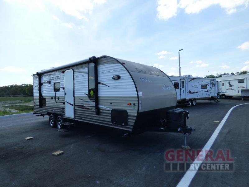 2015 Forest River Rv Cherokee Grey Wolf 23BD