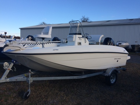 2017 Bayliner Element F16