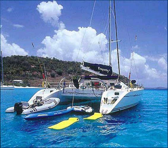 1989 Lagoon Catamaran