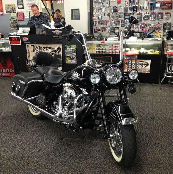 2009 Harley-Davidson ROAD KING CLASSIC