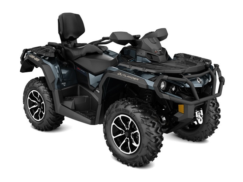 2017 Can-Am Outlander MAX LIMITED 1000R