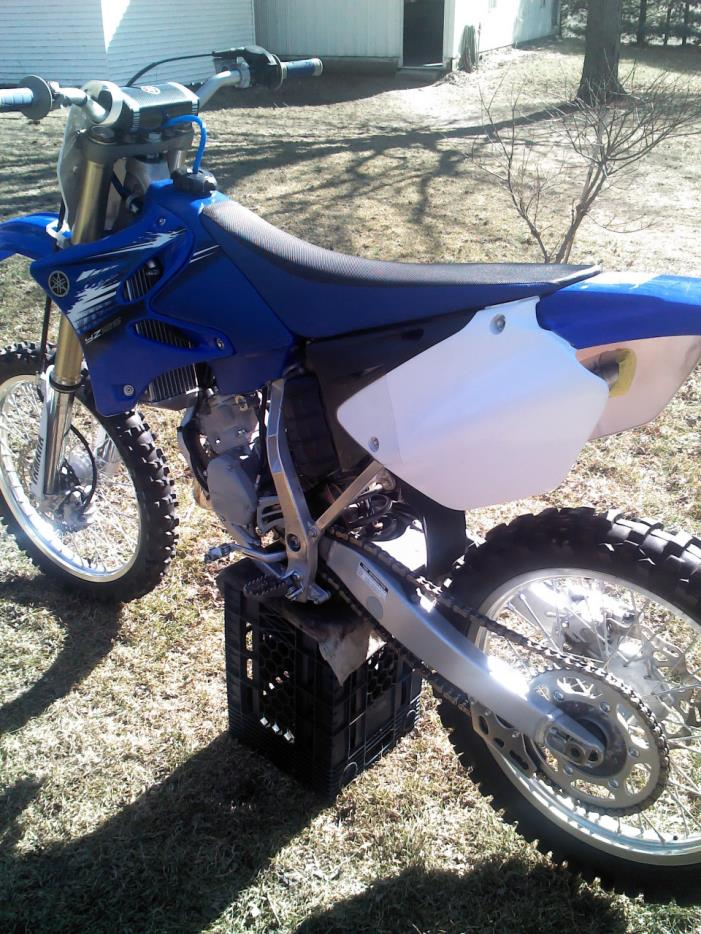 Yamaha yz125 motorcycles for sale in macy indiana for Yamaha motorcycle dealers indiana