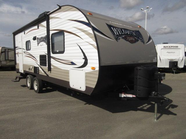 2017 Forest River Wildwood 210RBXL All Power Package/ Slide Out/