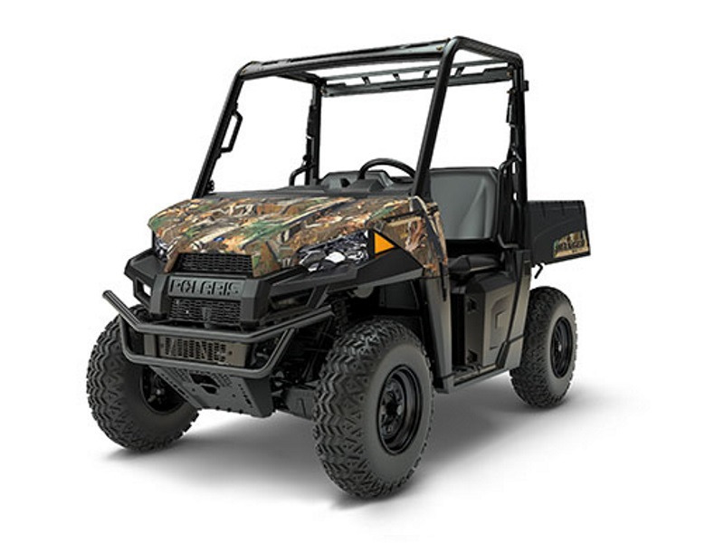 2017 Polaris RANGER EV Polaris Pursuit Camo