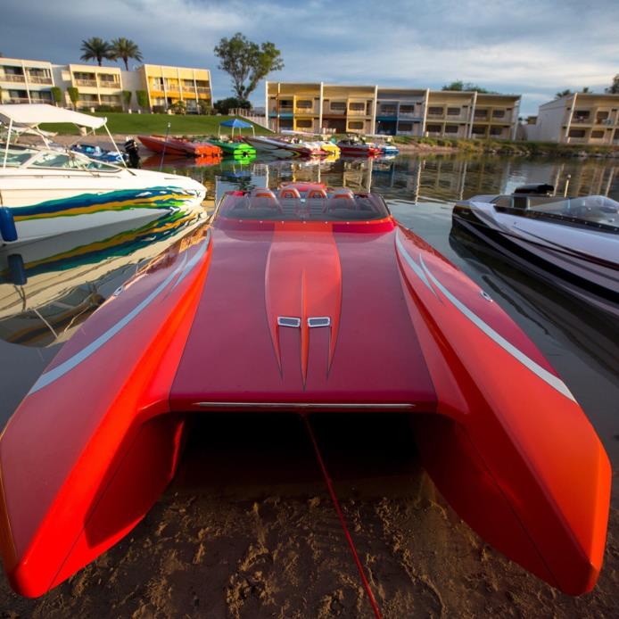 2012 ELIMINATOR BOATS Speedster