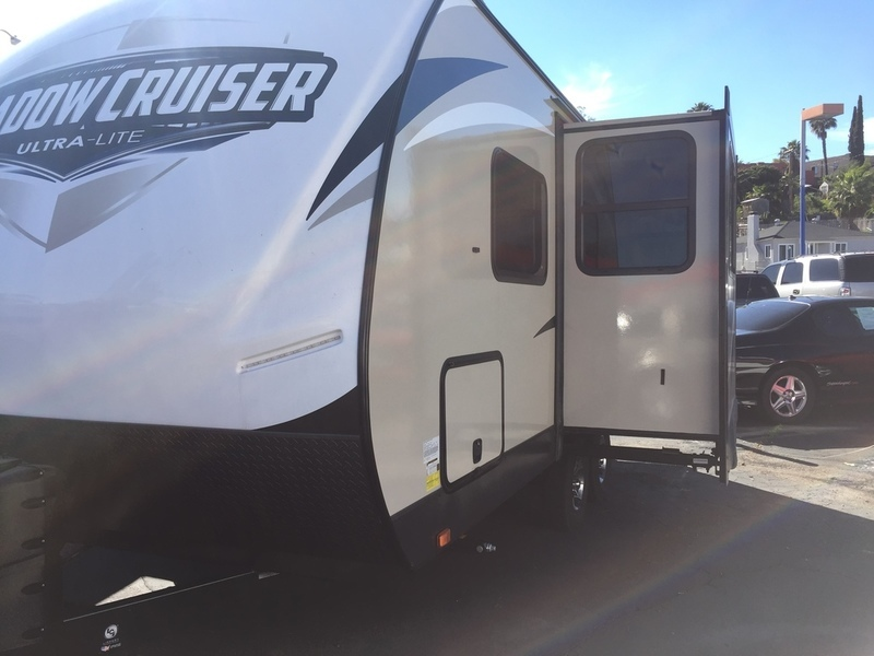 2017 Cruiser Rv Shadow Cruiser SC 193 MBS
